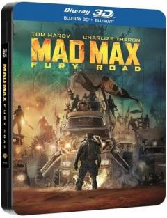 Mad Max: Drumul furiei 2D + 3D (Blu Ray Disc) / Mad Max: Fury Road