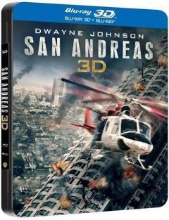 Dezastrul din San Andreas 2D + 3D (Blu Ray Disc) / San Andreas