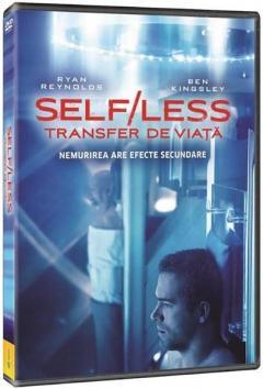 Self/less: Transfer de viata / Self/less