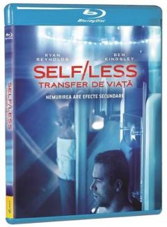 Self/less: Transfer de viata (Blu Ray Disc) / Self/less