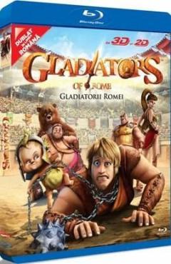 Gladiatorii Romei 2D + 3D (Blu Ray Disc) / Gladiators of Rome