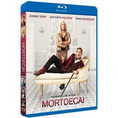 Mortdecai (Blu Ray Disc) / Mortdecai