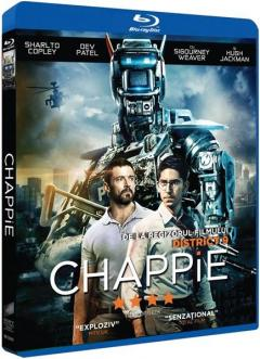 Chappie (Blu Ray Disc) / Chappie