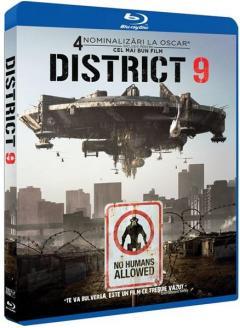 District 9 (Blu Ray Disc) / District 9
