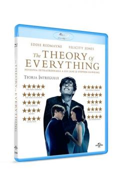 Teoria Intregului (Blu Ray Disc) / The Theory of Everything