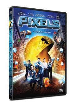 Pixels - O aventura digitala / Pixels