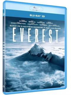 Everest 3D (Blu Ray Disc) / Everest