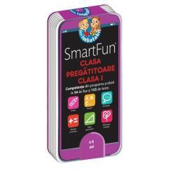 Smart Fun - clasa pregatitoare, clasa I (6-8 ani)