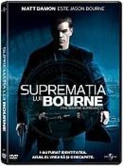 Suprematia lui Bourne / The Bourne Supremacy