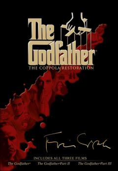 Nasul / The Godfather (Editie de colectie - 5 DVD - restaurata de Francis Ford Coppola)