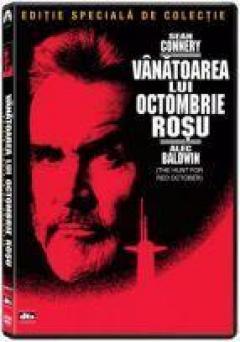 Vanatoarea lui Octombrie Rosu / The Hunt for Red October (Editie speciala)