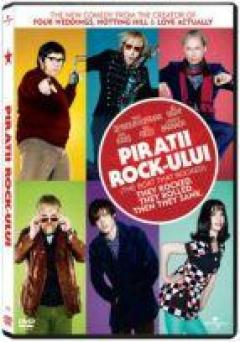 Piratii rock-ului / The Boat That Rocked