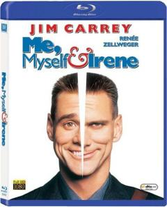 Eu cu Mine si Irene (Blu Ray Disc) / Me, Myself and Irene