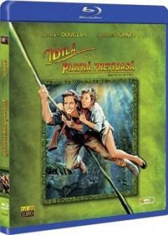 Idila pentru o piatra pretioasa (Blu Ray Disc) / Romancing the Stone