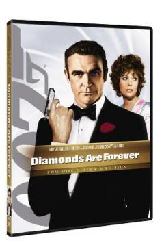 James Bond 007 - Diamantele Sunt Eterne / Diamonds Are Forever (2 DVD)