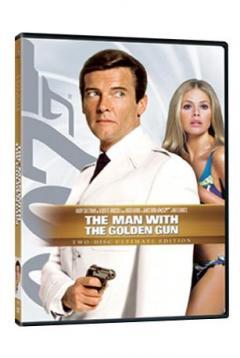 James Bond 007 - Pistolul De Aur / The Man With The Golden Gun (2 DVD)