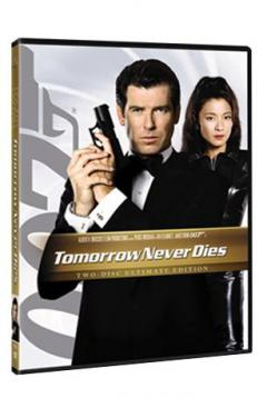 James Bond - 007 Si Imperiul Zilei De Maine / Tomorrow Never Dies (2 DVD)