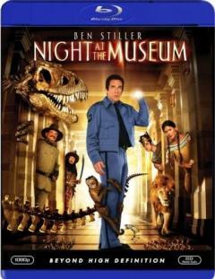 O noapte la muzeu (Blu Ray Disc) / Night at the Museum