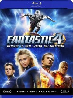 Cei Patru Fantastici: Ascensiunea lui Silver Surfer (Blu Ray Disc) / Fantastic Four: Rise of the Silver Surfer