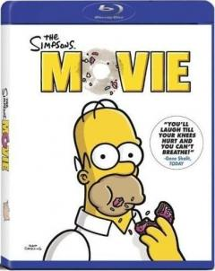 Simpsonii: Filmul (Blu Ray Disc) / The Simpsons Movie