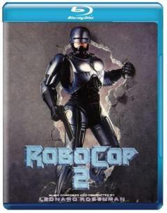 Robocop 2 (Blu Ray Disc)