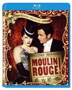 Moulin Rouge! (Blu-Ray)