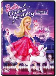 Barbie in Basmul modei pariziene / Barbie: A Fashion Fairytale