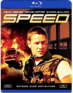 Cursa infernala (Blu Ray Disc) / Speed