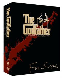 Pachet 3 DVD Trilogia Nasul / The Godfather Trilogy