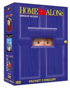 Colectie 3 DVD Singur acasa 1-3 / Home Alone 1-3