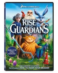 Cinci eroi de legenda / Rise of the Guardians