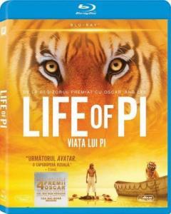Viata lui Pi (Blu Ray Disc) / Life of Pi