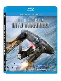 Star Trek: In intuneric 2D + 3D (Blu Ray Disc) / Star Trek Into Darkness