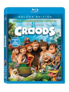 Croods 2D + 3D (Blu Ray Disc) / The Croods