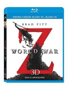 Ziua Z: Apocalipsa / World War Z Blu-Ray 2D+3D