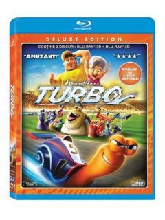 Turbo 2D + 3D (Blu Ray Disc) / Turbo