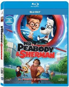 Dl. Peabody si Sherman (Blu Ray Disc) / Mr. Peabody and Sherman