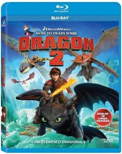 Cum sa iti dresezi dragonul 2 (Blu Ray Disc) / How to Train Your Dragon 2
