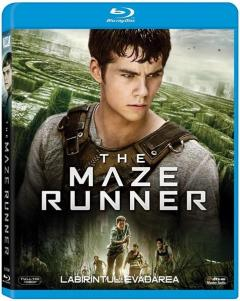 Labirintul: Evadarea (Blu Ray Disc) / The Maze Runner