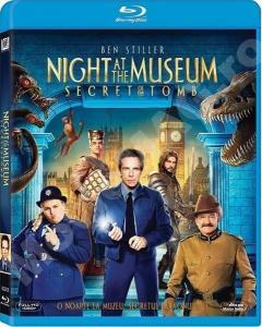 O noapte la muzeu 3: Secretul Faraonului (Blu Ray Disc) / Night at the Museum 3