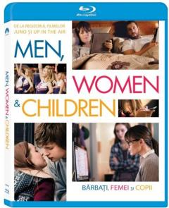 Barbati, femei si copii (Blu Ray Disc) / Men, Women & Children