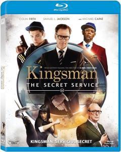 Kingsman: Serviciul Secret (Blu Ray Disc) / Kingsman: The Secret Service