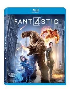 Fantastic 4 (Blu Ray Disc) / Fantastic Four