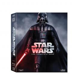 Razboiul Stelelor - Ep. I-VI (Blu Ray Disc) / Star Wars - The Complete Saga (Episodes I-VI)
