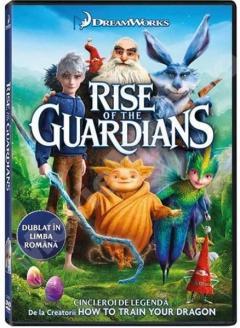 Cei cinci eroi de legenga / Rise of the Guardian