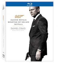 Daniel Craig: Colectia James Bond (Blu Ray Disc) / Daniel Craig: Bond Collection
