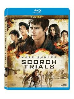 Labirintul: Incercarile focului (Blu Ray Disc) / Maze Runner: The Scorch Trials