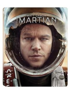 Martianul 2D + 3D Steelbox (Blu Ray Disc) / The Martian