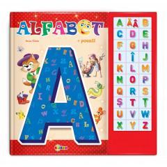 Carte cu sunete - Alfabet
