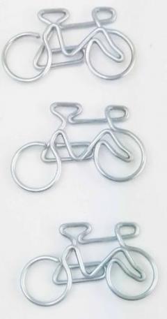 Agrafe pentru hartie -  Bicycle